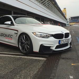 BMW M4 Tracktool