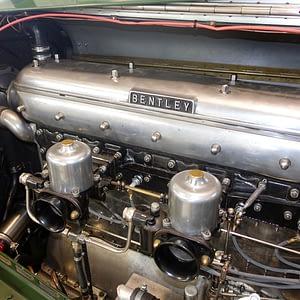 Bentley Löschsystem